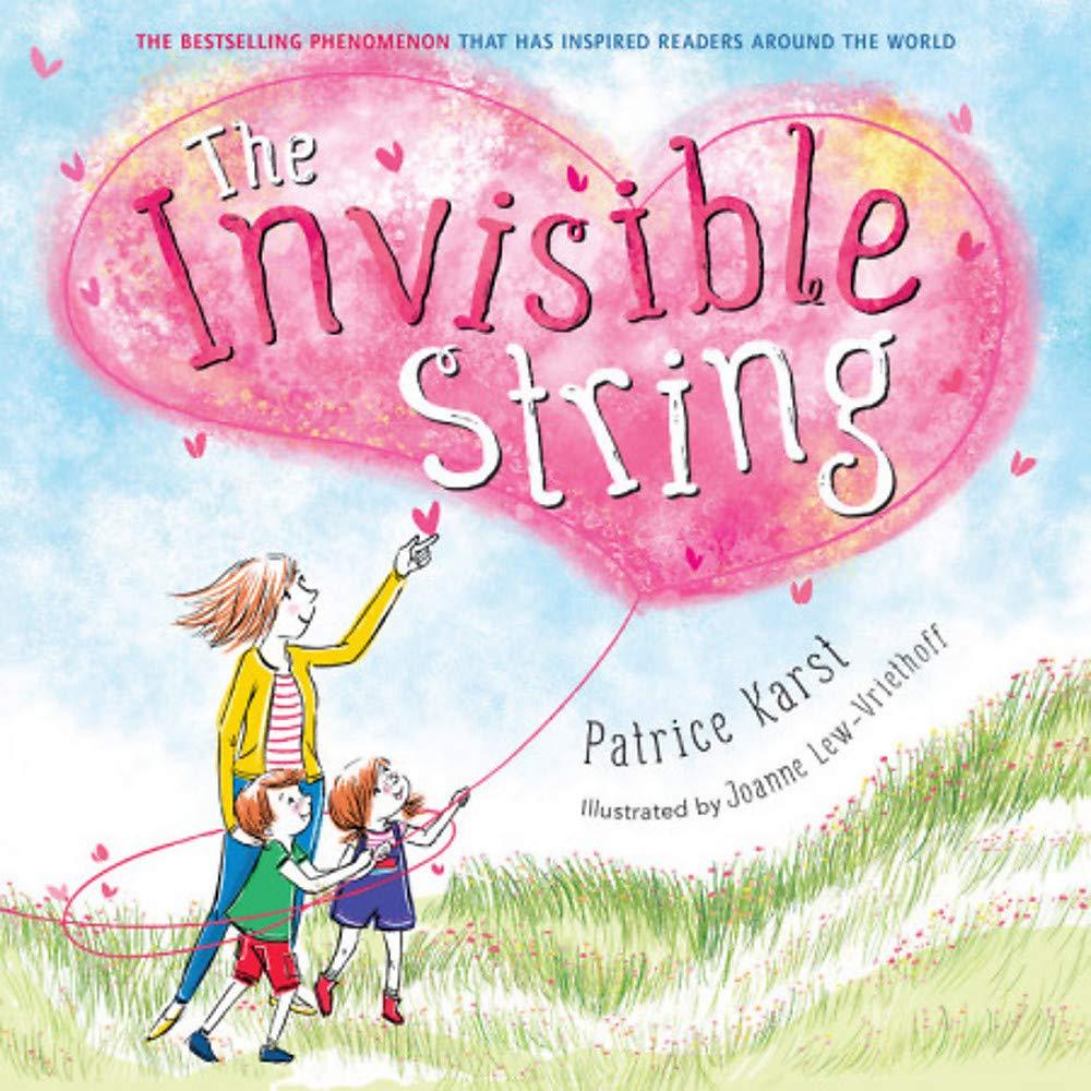 【生死教育繪本系列12】《The Invisible String》